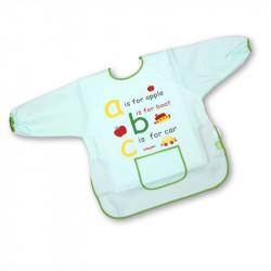Baby Jem Activites Apron, Green
