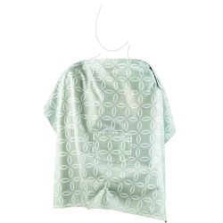 Babyjem Nursing Apron with Pocket, Green