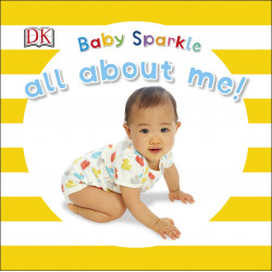 Baby Sparkle All About Me Board book