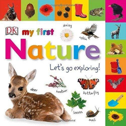 My First Nature Board book