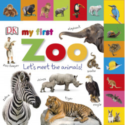 My First Zoo Board book