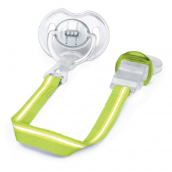Philips Avent Pacifier Clip, Green