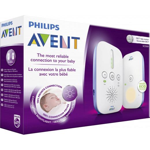 جهاز افينت ديكت لمراقبة الاطفال من فيليبس