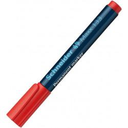 Schneider Maxx 133 Permanent marker, Red