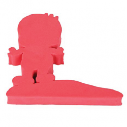 Farlin Safety Door-Stopper, Pink
