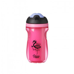 Tommee Tippee Active Straw Cup 12m+, Pink