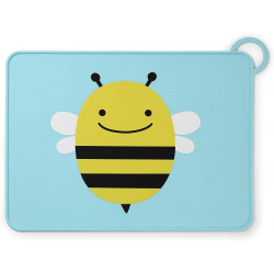 Skip Hop Baby Zoo Little Kid Placemat - Bee