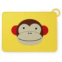 Skip Hop Baby Zoo Little Kid Placemat - Monkey