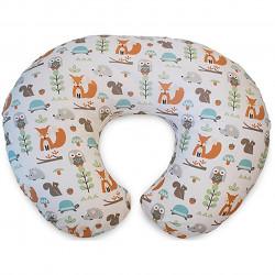 Chicco - Boppy Modern Woodland Cotton Nursing Pillow