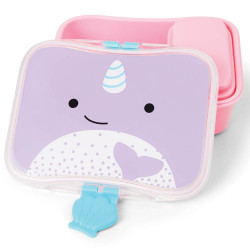 Skip Hop Zoo Lunch Kit - Narwhal
