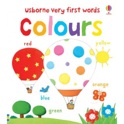 Babies Very First Words Board book