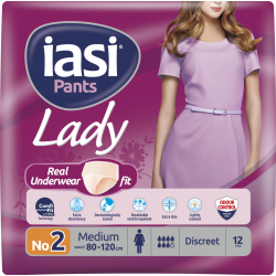 Iasi Lady Pants No.2 Medium, 12 pcs