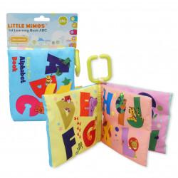 Little Mimos First Alphabet Baby Book