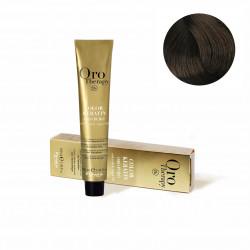 Fanola Oro Therapy Ammonia-free Hair Dye, 5.00 Intense Light Chestnut