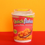 Quickflakes Sweet Corn Flakes - Cup