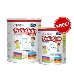 Nutridar Sahha PediaGain 900g & Get Sahha PediaGain 400g for Free