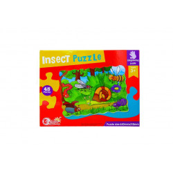 Insect Puzzle 45 Pieces