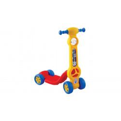 Pilsan Mini Scooter, Yellow