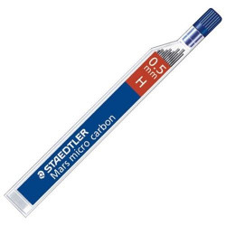 Staedtler Micro Mars Carbon Mechanical Pencil Lines 0.5 mm, H