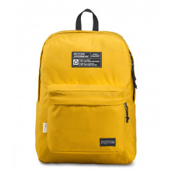 JanSport Recycled Super Backpack, Yellow Card