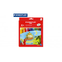 Staedtlers Luna Colour Pencils, Pack of 24