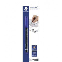 Staedtler Lumocolor® Permanent CD / DVD Pen 0.4 mm, Blue