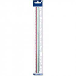 Staedtler Reduction Scale Ruler Size 2