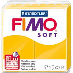 Staedtler Fimo Soft Clay 57g, Yellow