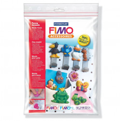 Staedtler FIMO® 8742 Clay Mould, Funny Animals