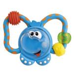 Chicco Fun Teething Rattle Elephant Teething Toy