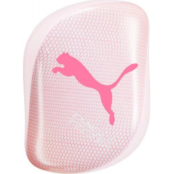 Tangle Teezer Compact Styler Puma Hair Brush, Pink