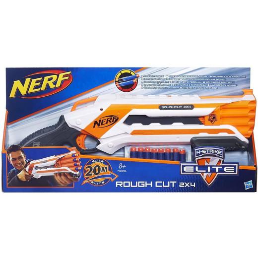 Nerf N-Strike Elite: Rough Cut 2X4 Blaster