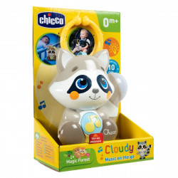 Chicco Cloudy raccoon  Music On The Go