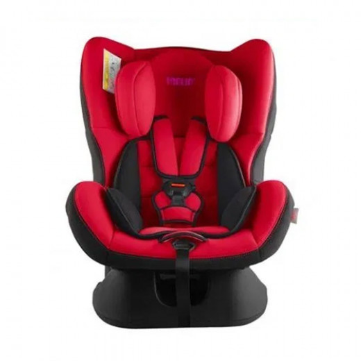Farlin Car Seat from Newborn to 4 years, Red