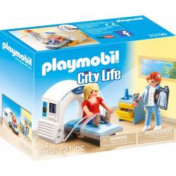 Playmobil Radiologist 21 Pcs For Children