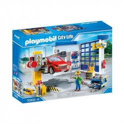Playmobil Car Repair Garage 153 Pcs For Children
