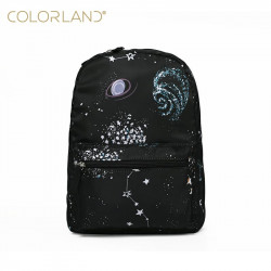 Colorland the Kids Backpack, Black