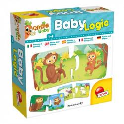 Lisciani Carotina Baby Logic Mother And Puppies