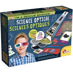Lisciani I'm A Genius Illusion And Optical Sciences