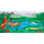 Al Yasmine Books - Who am I?/ Forest Animals (Pop Up Book)