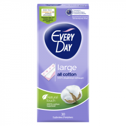 EveryDay All Cotton Large 30 Pieces