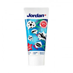 Jordan Junior Toothpaste 6-12 years mild fruity flavor 50 ml