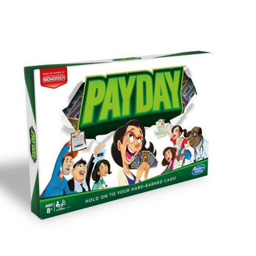 Hasbro - Monopoly Pay Day Game