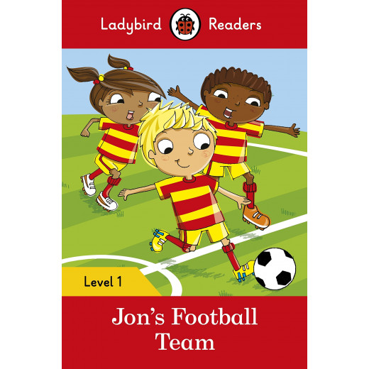 Ladybird Readers Level 1 - Jon's Football Team