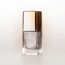 Federico Mahora - Nail Lacquer Gel Finish Silver Shimmer
