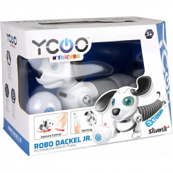 Silverlit Robo Dackel Junior -White