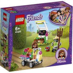 LEGO Olivia's Flower Garden, 92 Pieces
