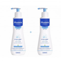 Mustela Hydra Bebe Body Lotion 300 ml X2