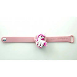 ON The GO Hygiene Band for Baby, Pink Unicorn