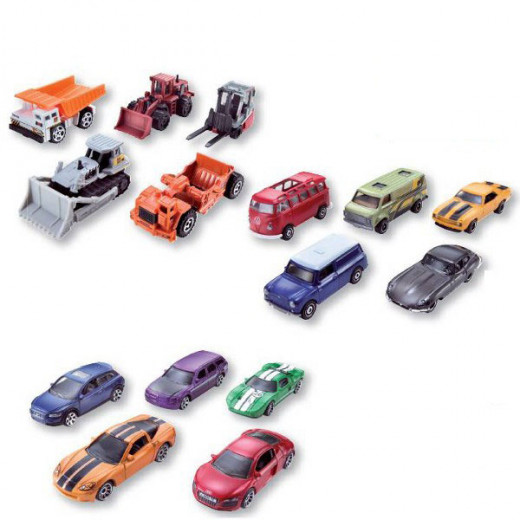 Matchbox - Die-Cast Vehicle,Color and style - 1 Pack - Assortment - Random Selection
